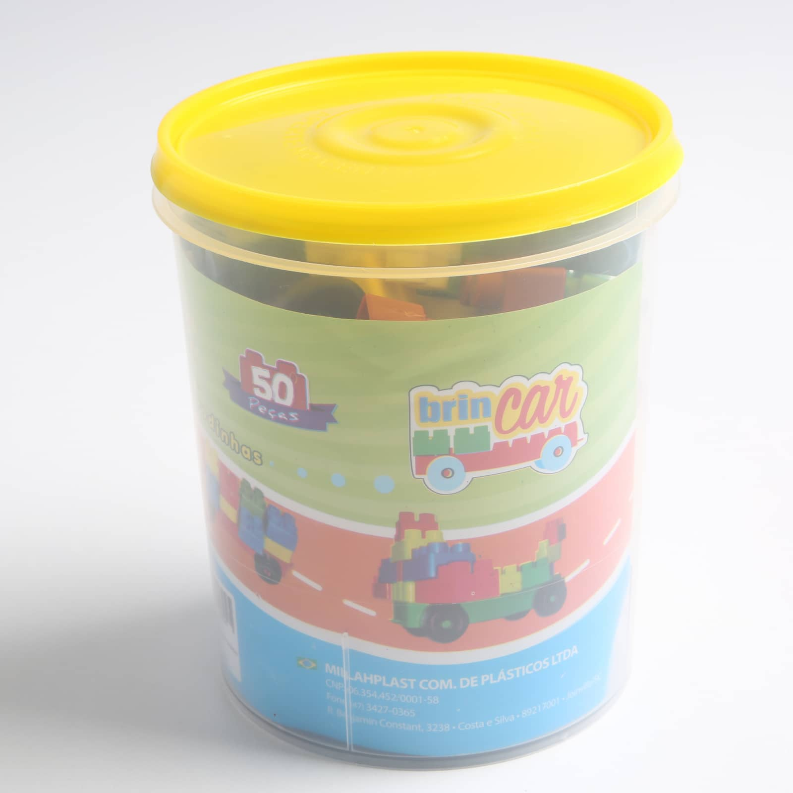 Brincar 50 peças - Ref 620