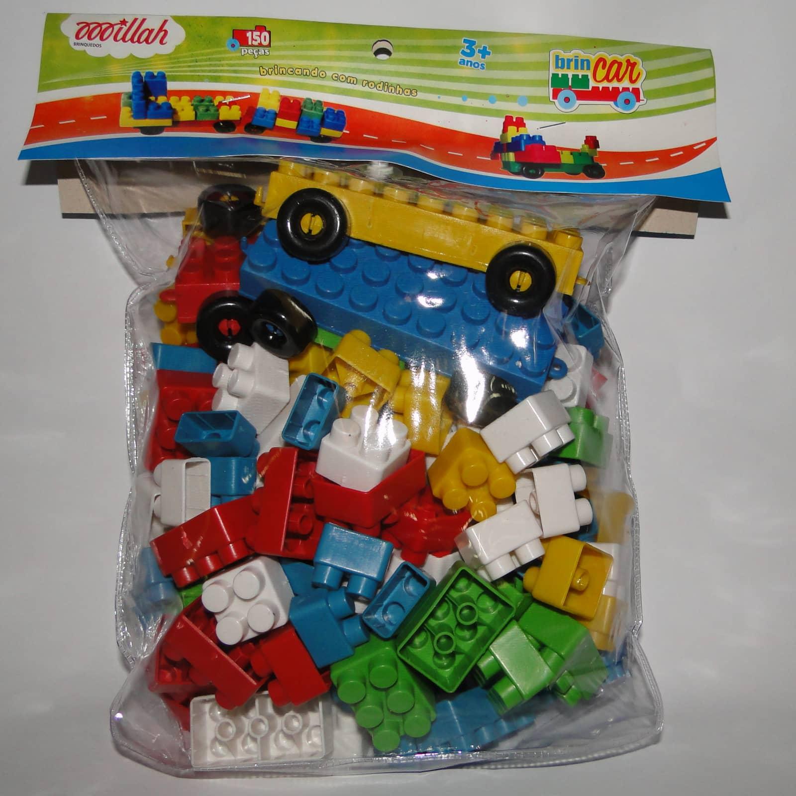 Brincar 150 peças - Ref 395