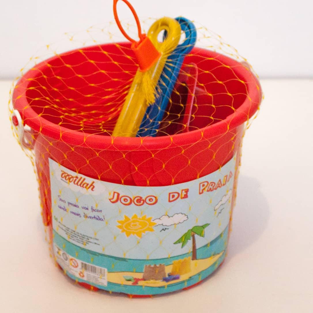Jogo Praia - Ref 489